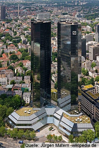 Twin-Tower-Deutsche-Bank