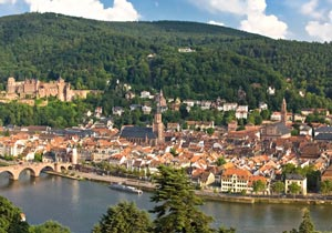 Altstadt von Heidelberg