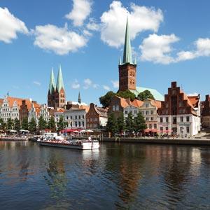 Altstadt von Luebeck