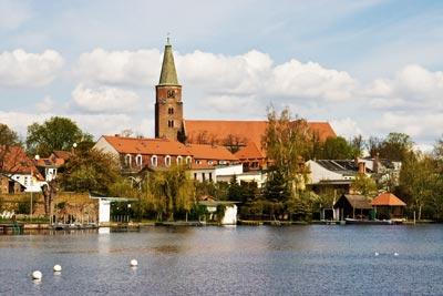 Dominsel Brandenburg