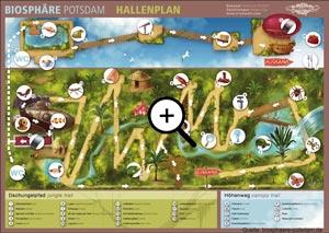 Orientierungsplan Biosphaere Potsdam