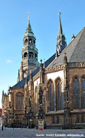 Zwickauer Dom Marienkirche
